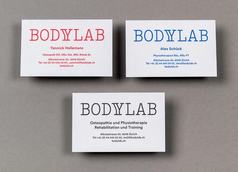BodyLab | Osteopathie und Physiotherapie | Rehabilitation und Training | Zürich