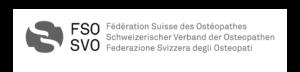 FSO -SVO Schweizerischer Verband der Osteopathen