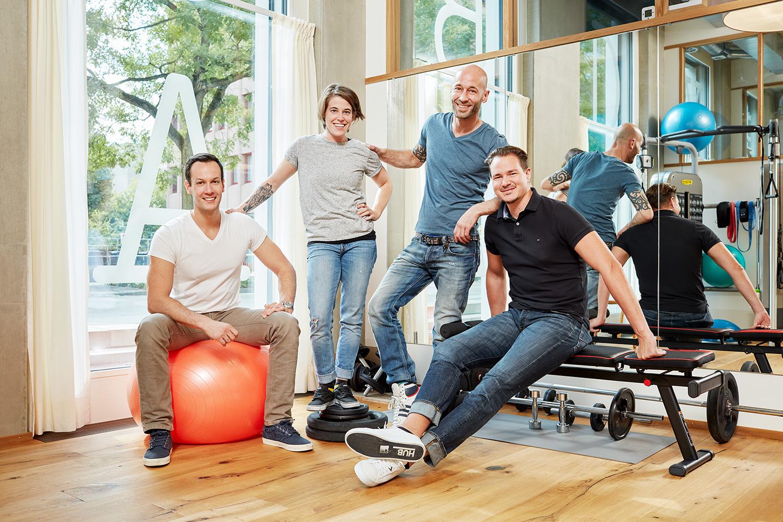 BodyLab Team Team BodyLab | Osteopathie | Physiotherapie | Rehabilitation | Training | Zürich