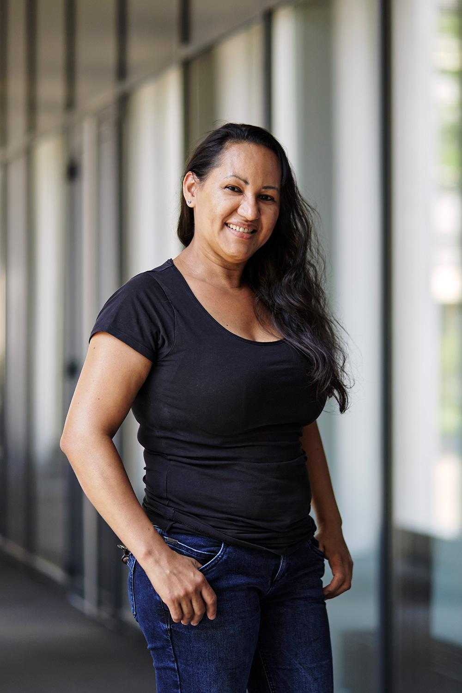 Maria Rössle, Facility Managerin von BodyLab Crew | Osteopathie und Physiotherapie | Rehabilitation und Training | Zürich