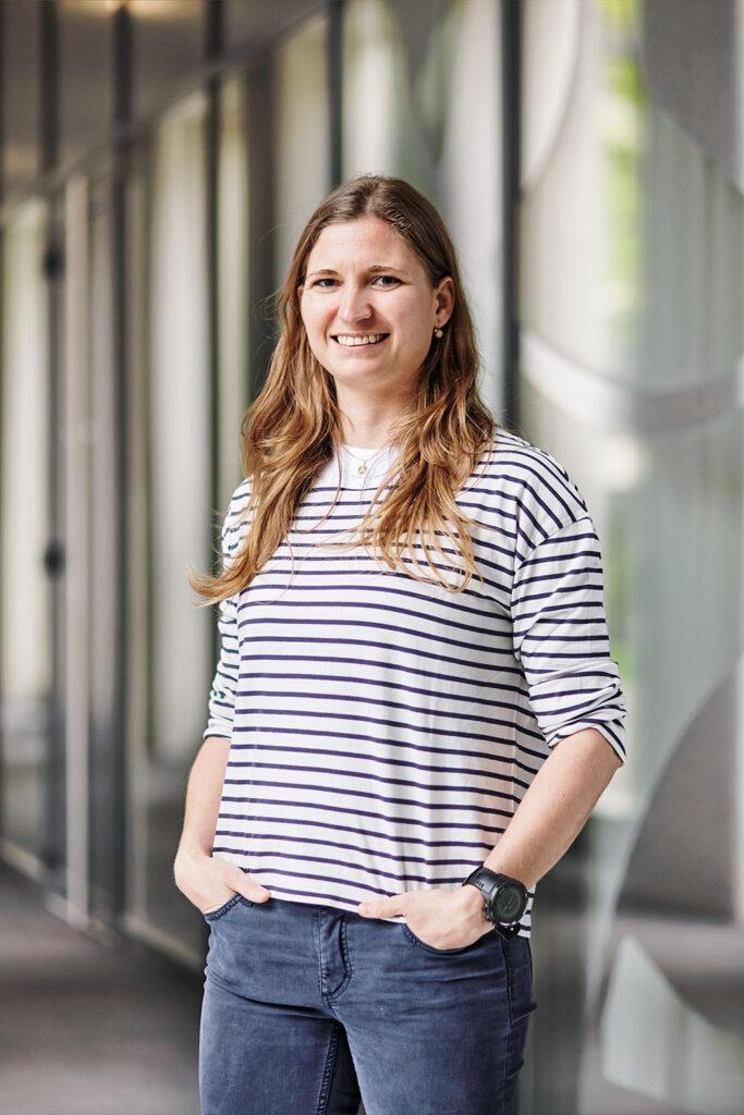Anja Hörnlimann Physiotherapeutin BodyLab Osteopathie und Physiotherapie Rehabilitation und Training Zürich